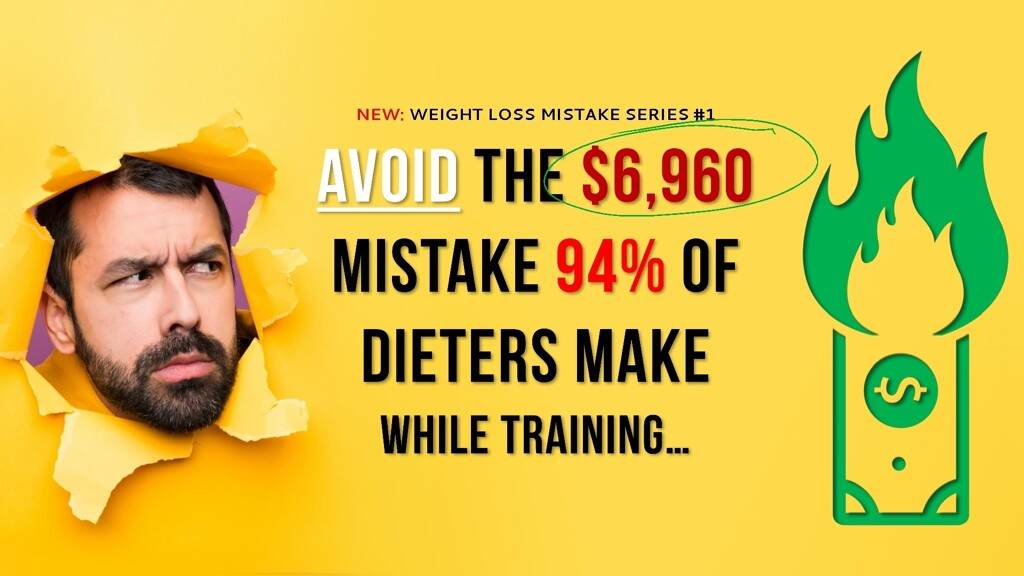 Are you making the $6,960 mistake?